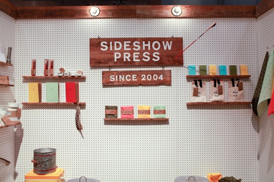 National-Stationery-Show-2013-Oh-So-Beautiful-Paper-Sideshow-Press-15-550x366