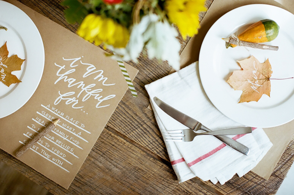 blog-thanksgiving place mat kraft paper white ink 6